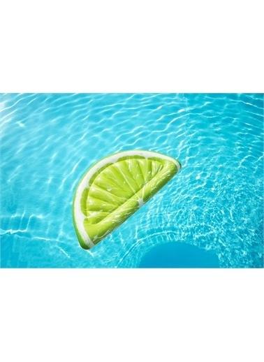 Bestway Bestway Tropikal Limon Yatak 171 x 89 cm Renkli